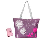 Ag shoulder beach bag satchel shopping messenger dandelion including a card holder thumb155 crop