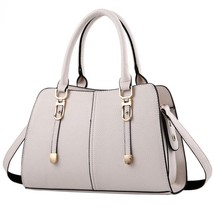 Large Capacity Luxury Vintage Pu LeatherHandbagHandle Tote Bags For  - $61.41
