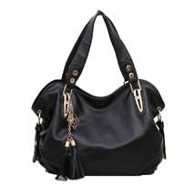 handbag shoulder bags tote famous barandleather bags satchelmessenger ba... - $74.93