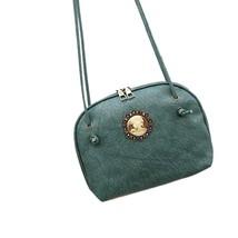 Retroleather handbags logoShoulder Bag famous bags Handbag clutchmesseng... - $17.65