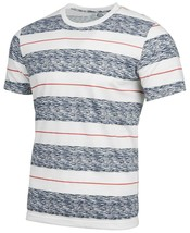 American Rag Men's Heathered Striped T-Shirt, Bright White, Size XL - $11.87