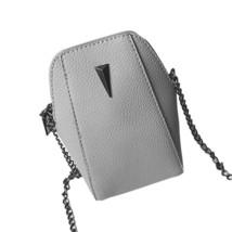 SimpleMessenger BagsPU Leather Litchi Stria Shoulder Bag Small Crossbody... - $20.72