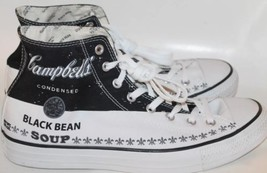 New Converse Men Shoes Hi-Cut Any Warhol Campbell Sz 11.5 Chuck Taylor - $84.14
