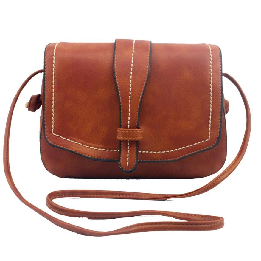 VintageS Purses And Handbags Pu Leather Message Bags  Small Crossbody Bags For