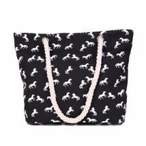 shoulder bagCanvas Handbag Tote Messenger Beach Shoulder Satchel Bag  - $24.70