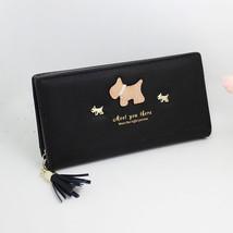 Cute Dog Lady Change Purse TasselWallets Portable Carteira Korean Wallet... - $25.78