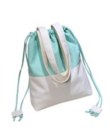 Printing Canvas Bucket Drawstring BagHandbag Summer Style Pochette Small... - $31.63 CAD
