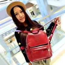 shoulder bagDouble-Shoulder Simple Printing Shoulder Bag Tide Female Bag - $27.26