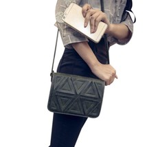 Bags Luxury handbags Triangle Stitching Retro Handbags Handbagmessenger ... - $27.52