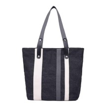 Tote Shoulder Bag CanvasBeach Bag Color Printing Shoulder Bag Casual Bol... - $34.16