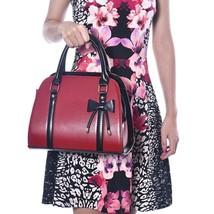 Lady Leather Messenger Handbag Shoulder Bag Totes Purse - $38.06