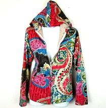 Parsley Sage Hoodie Jacket Coat M Hippie Boho A... - $39.59