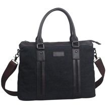 men shoulder bags handbag Promotion Design Business Men Briefcase Bag me... - $45.02
