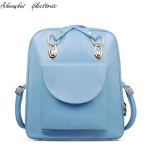 school studentsbackpack printing female backpacks - $59.18