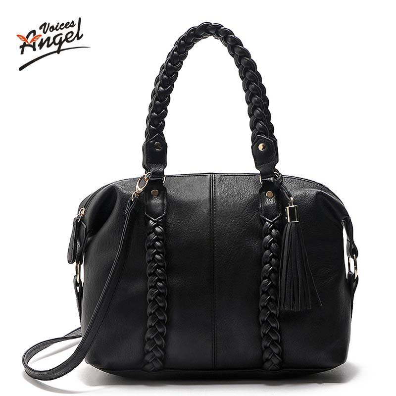 Bags handbags women famous brands designer women bag large totetassel shoulder bags purse bolsas