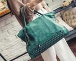 Houlder bag ladies tassel bag frosted women messenger crossbody bag large capacity thumb155 crop