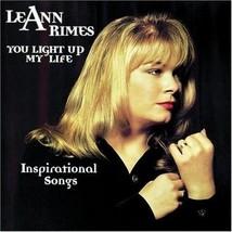 LeAnn Rimes - You Light Up My Life / Inspirational Songs CD - $4.24