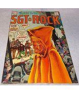 DC Comic Book Our Army at War with Sgt Rock No 211 Joe Kubert Art VF - $12.95