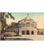 Stanford Methodist Memorial Church vintage Post Card  - $7.00