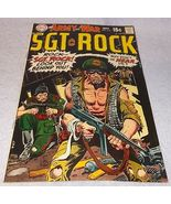 DC Comic Our Army at War with Sgt Rock No 212 VF Kubert Art - $12.95