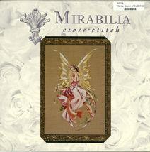 Mirabilia Cross Stitch Embroidery Pattern Titania Queen Of The Fairies - $9.99
