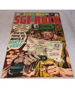 DC Comic Our Army at War with Sgt Rock No 213 Kubert Art VF - $12.95
