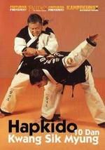 Hapkido Korean Karate DVD Kwang Sik Myung dislocations takedowns throws - $23.50