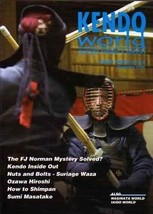 2005 Japan Kendo World 3-3 Collector's Magazine in English RARE! - $13.98