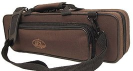 "Sky ""C"" Flute Lightweight Case with Shoulder Strap (Coffee Brown) - $32.33"