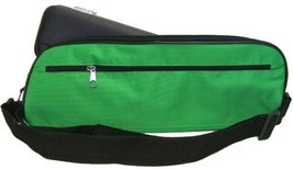 C Flute Case Cover with Handle and Shoulder Strap, Green - $23.51