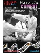 Legends Series Women in Combat karate tournament sparring DVD Karen Finley - $19.99