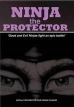 Ninja the Protector movie DVD Godfrey Ho Hong Kong kung fu action - $19.99