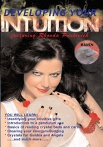 Developing your Intuition DVD Pavlovich healer spiritual advisor card re... - $22.00