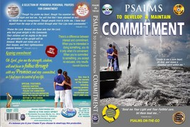 Bible Psalms to Develop & Maintain Commitment DVD+ Audio CD Set upliftin... - $16.83