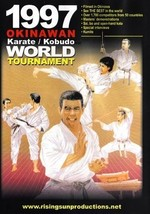 1997 Okinawan Karate Kobudo World Tournament DVD weapons kata kumite - $22.00