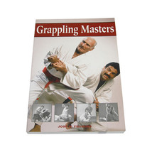 Grappling Masters Book Jose Fraguas martial arts mma - $20.53