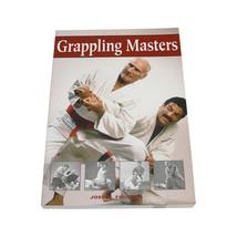 Grappling Masters Book Jose Fraguas martial arts mma - $20.53