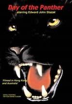 Day of the Panther movie DVD star John Stazak & John Stanton - $22.00