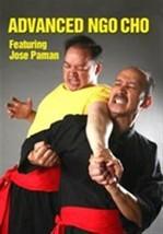 Advanced Ngo Cho DVD Jose Paman boxing white crane monkey iron palm fat ... - $19.99