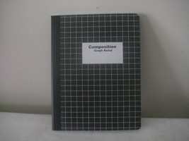 Staples Composition Graph Ruled 100 Sheets - $2.02