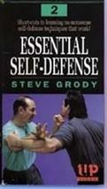 Essential Street Self-Defense #2 DVD Steve Grody jeet kune do jun fan MMA - $22.00