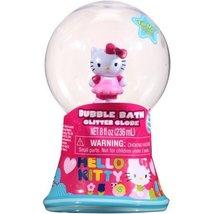 Hello Kitty Bubble Bath Glitter Globe - $8.90