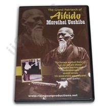 1930s Way of Harmony Aikido Moreihei Ueshiba DVD B&W M#55 Japan martial ... - $19.99