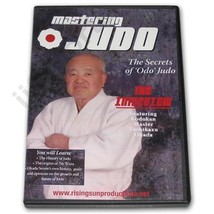 Mastering Judo #10 Okada Sensei Interview DVD kodokan history culture se... - $22.00