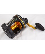 T25L-II Omoto DELUXE GTR 2-Speed Graphite Reel Level Wind Ocean trolling... - $195.00