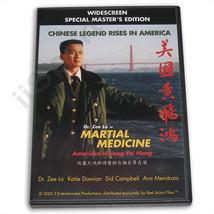 Martial Arts Medicine American Hwang Fei Hung DVD Dr Zee Lo kung fu chin... - $9.99