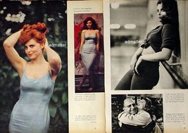 Tina Louise 1958 Pinup Article Ginger Gilligan's Island - $6.89