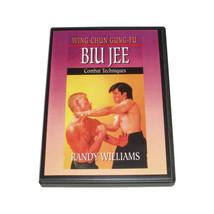Wing Chun Gung Fu Biu Jee Combat Techniques DVD Randy Williams  - $19.99
