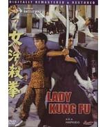 Hapkido Lady aka Lady Kung Fu movie DVD Angela Mao 2009 - $19.99