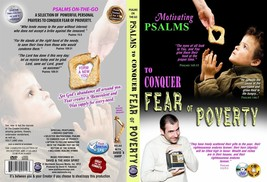 Bible Psalms to Conquer the Fear of Poverty DVD+ Audio CD Set uplifting ... - $16.83